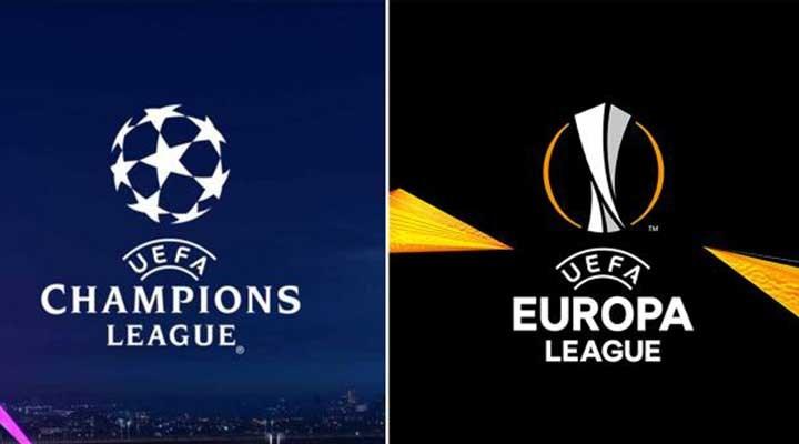 Şampiyonlar Ligi, UEFA Avrupa Ligi ve Tokyo Olimpiyatları ertelendi