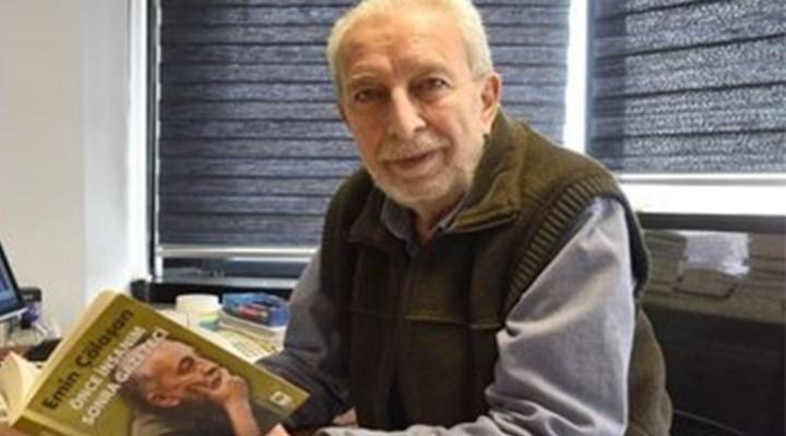 65 yaş üstü gazetecilerin listesini yazan Emin Çölaşan, yasağa tepki gösterdi