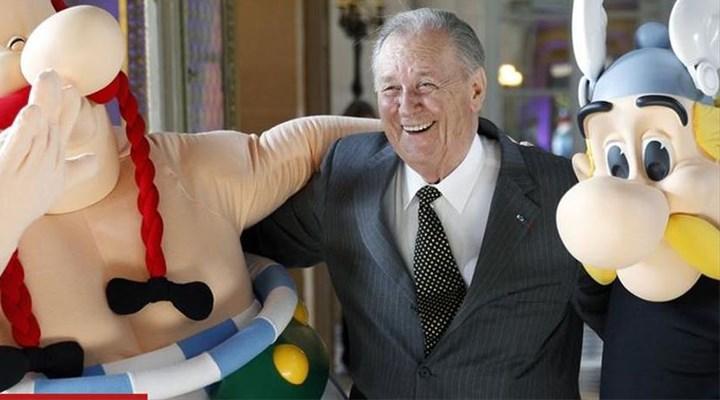 Asterix'in yaratıcısı Albert Uzerdo, hayatını kaybetti
