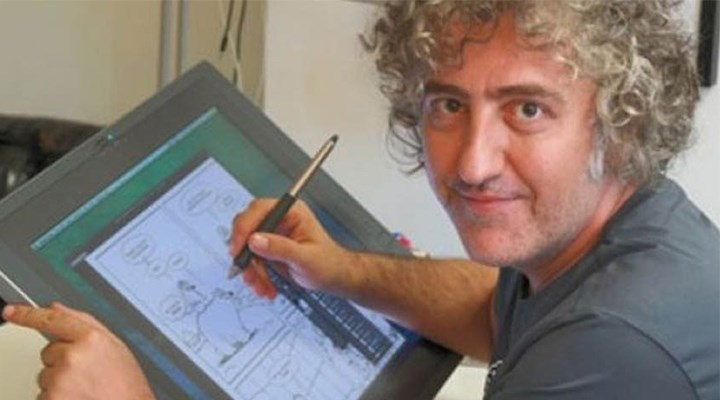 Karikatürist Selçuk Erdem'den evde çalışanlara öneriler