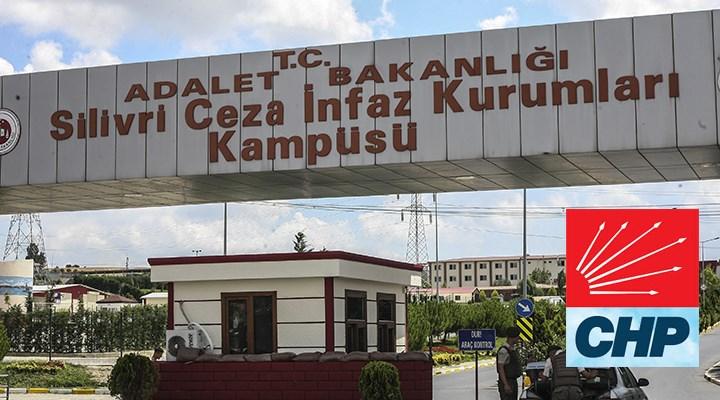 CHP'den ceza infaz düzenlemesi için 5 maddelik görüş