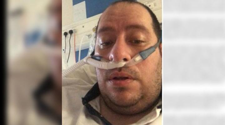 Koronavirüse yakalanan 39 yaşındaki hastadan uyarı: Lütfen aptal olmayın