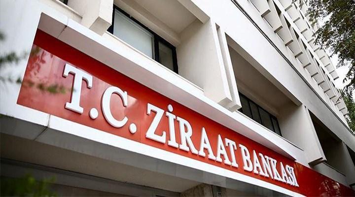 Ziraat Bankası'nda koronavirüs vakası: Şube 14 gün süreyle kapatıldı