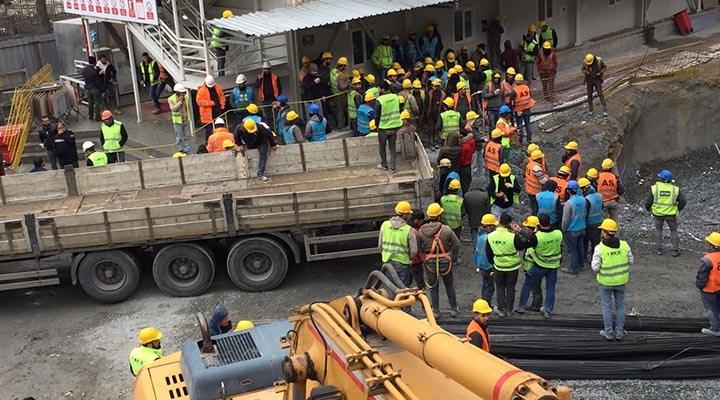 Ankara'da 300 inşaat işçisi karantinada: 'Hasta işçiyi şantiyeye getirdiler' iddiası
