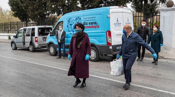 İzmir'de büyük dayanışma