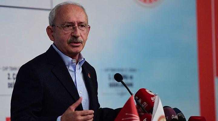 Kılıçdaroğlu'ndan 16 partinin genel başkanlarına koronavirüs mektubu
