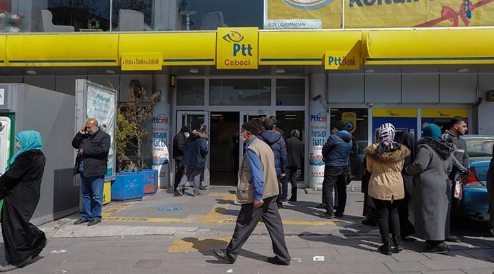 PTT çalışanları: Şubeler kapatılmalı, yalnız merkezlerden işlem yapılmalı