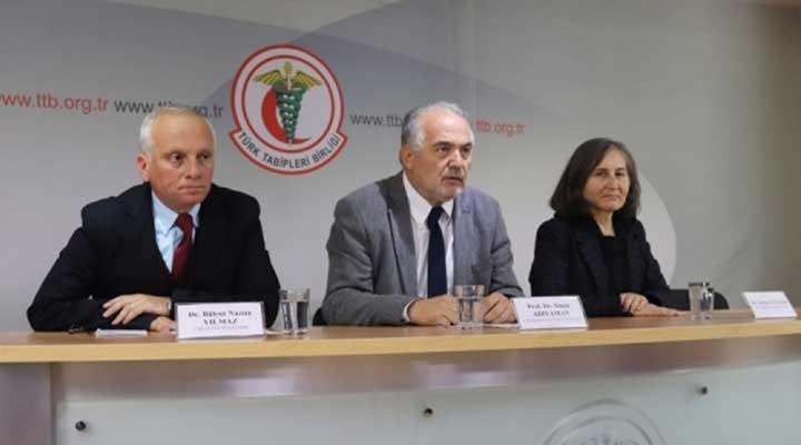 TTB'den Sağlık Bakanlığı'na çağrı:  Salgına ilişkin detaylı veriler paylaşılmalıdır