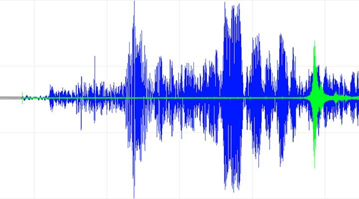 Türkiye-İran sınırında 4,4 büyüklüğünde deprem