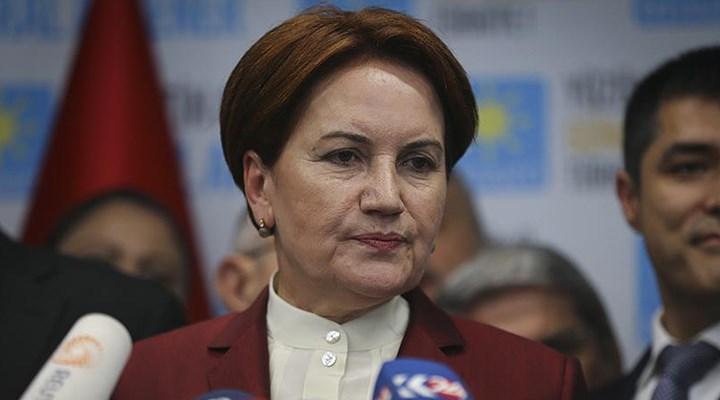 Meral Akşener'den öneri: Koronavirüsten ölen sağlık çalışanları şehit ilan edilsin