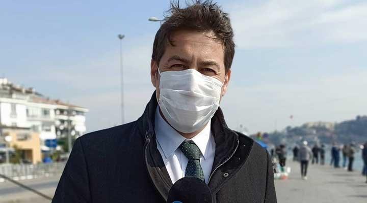 NTV muhabiri koronavirüse yakalandı