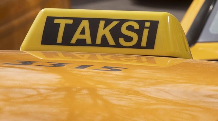 Ticari taksilere koronavirüs kısıtlaması