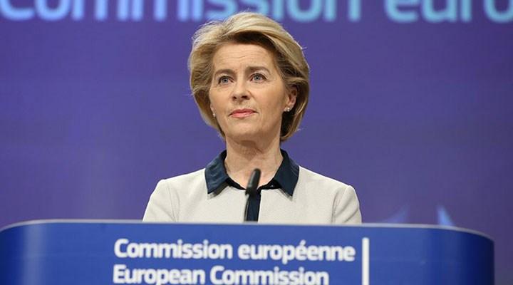 AB Komisyonu Başkanı Leyen: Sınır ötesi çalışanlara seyahat izni verilsin