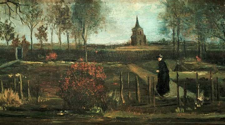 Van Gogh'a ait tablo müzeden çalındı