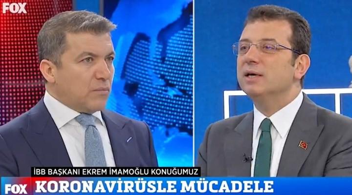 İBB Başkanı Ekrem İmamoğlu: İstanbul'da sokağa çıkma yasağı ilan edilmeli
