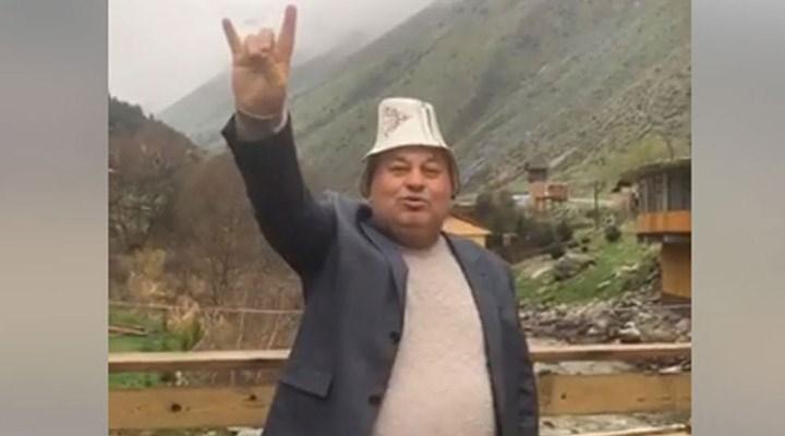 MHP'li Enginyurt, Erdoğan'a 'Genel başkanımız' dedi