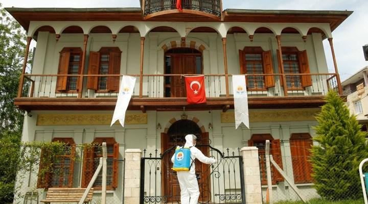 Adana'da, olası vaka artışına karşı sahra hastanesi tedbiri