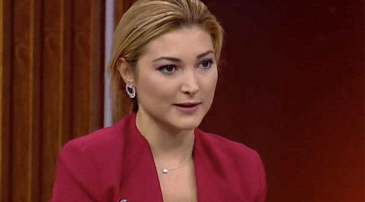 CNN boykotunu ihlal eden İrem Çiçek, CHP'den ihraç edildiğini duyurdu