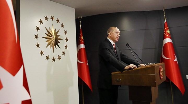 Erdoğan kamu görevinden kaçıyor