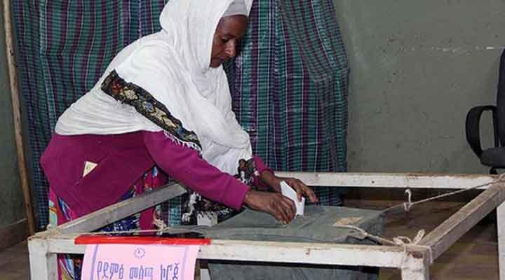 Etiyopya'da parlamento seçimlerine Covid-19 engeli