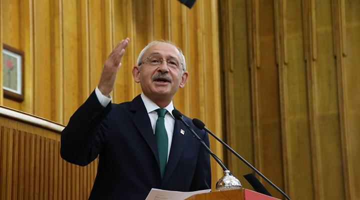 Kılıçdaroğlu: Halkına sahip çıkmayan bir  iktidar var