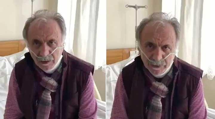 Koronavirüse yakalanan Prof. Dr. Cemil Taşcıoğlu hayatını kaybetti