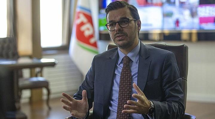 TRT Genel Müdürü Eren: Bir çalışanımızın daha koronavirüs testi pozitif