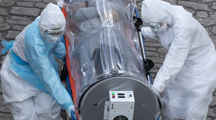 ABD Savunma Bakanlığı'nın 100 bin ceset torbası temin edeceği iddia edildi