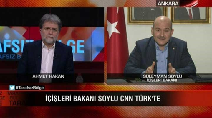 HDP'den Ahmet Hakan hakkında suç duyurusu
