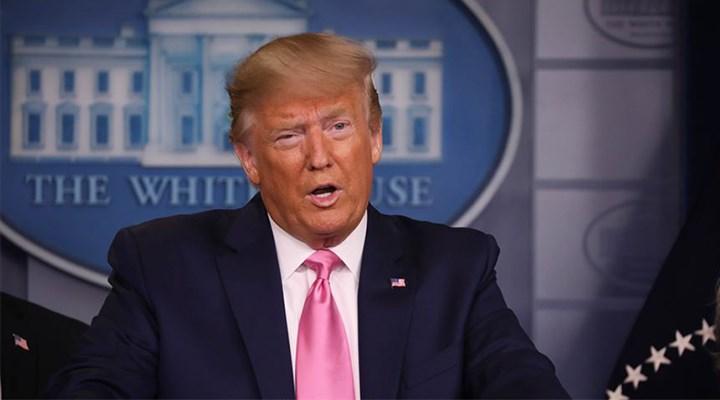 Trump: Salgının yoğun olduğu bölgelere uçak seferlerinin durdurulmasını değerlendiriyoruz