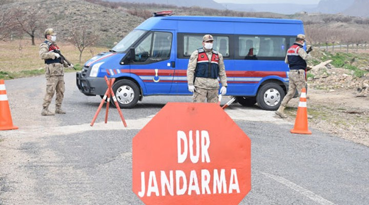 Malatya'da 5 mahalle karantina altına alındı