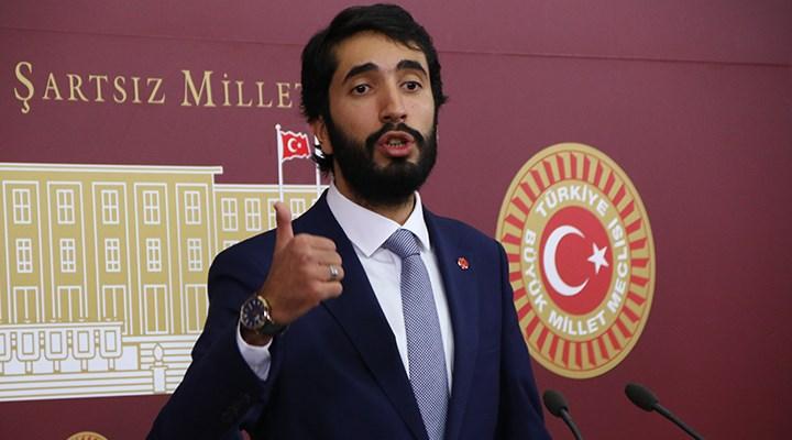 SP'li Karaduman'dan Erdoğan'a bağış tepkisi
