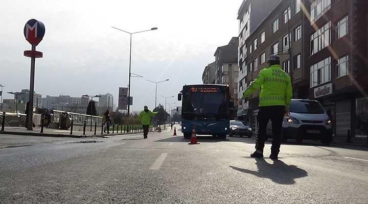 İstanbul'da koronavirüs tedbirlerini ihlal 205 kişiye cezai işlem
