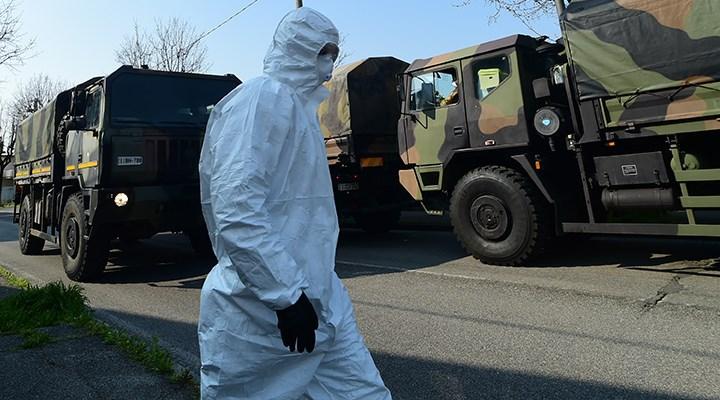 5 Nisan- Ülke ülke koronavirüs salgınında son durum   Vaka sayısı 1 milyon 200 binin üzerinde
