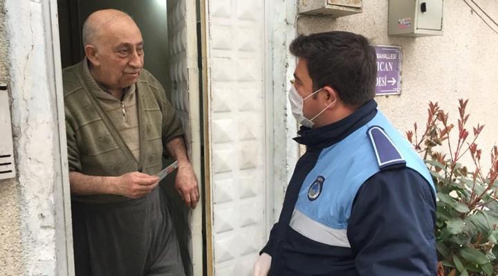 'Burhan Amca' hastaneye kaldırıldı