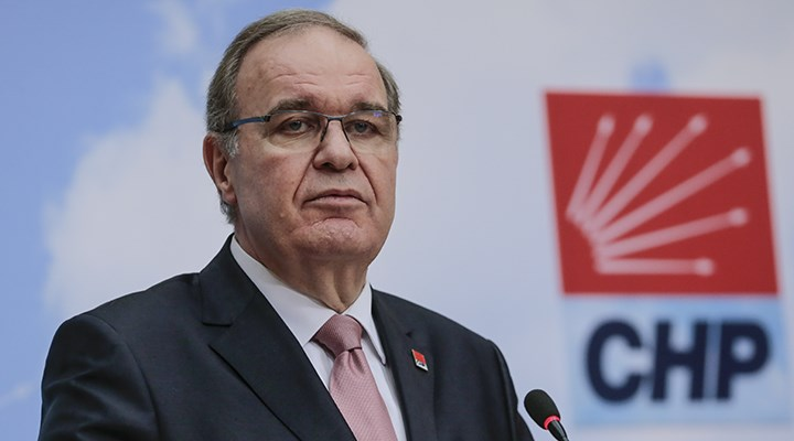 CHP'li Öztrak'tan 'bağış' çıkışı