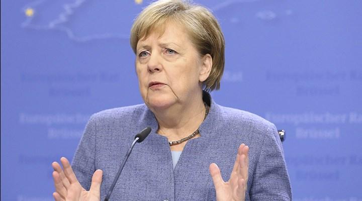Merkel karantinadan sonra ilk basın toplantısını yaptı: Söz veriyorum koşullar elverince her şey normale dönecek