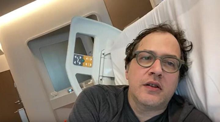 Yönetmen İlker Canikligil koronavirüse yakalandı