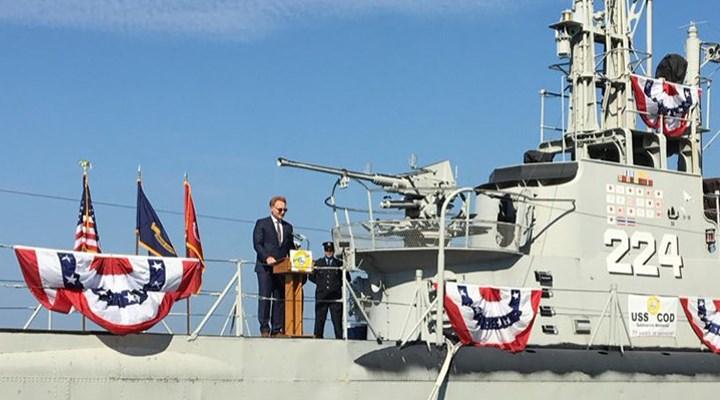 ABD Deniz Kuvvetleri Genel Sekreteri Modly, istifa etti