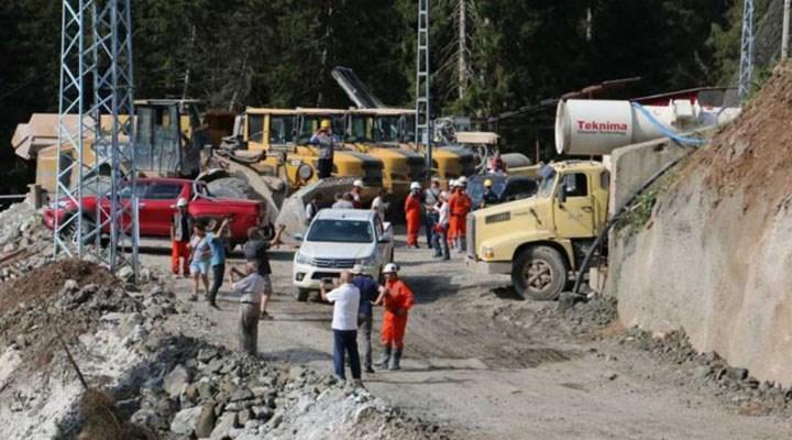 'Artvin'de madencilik faaliyetleri durdurulsun'