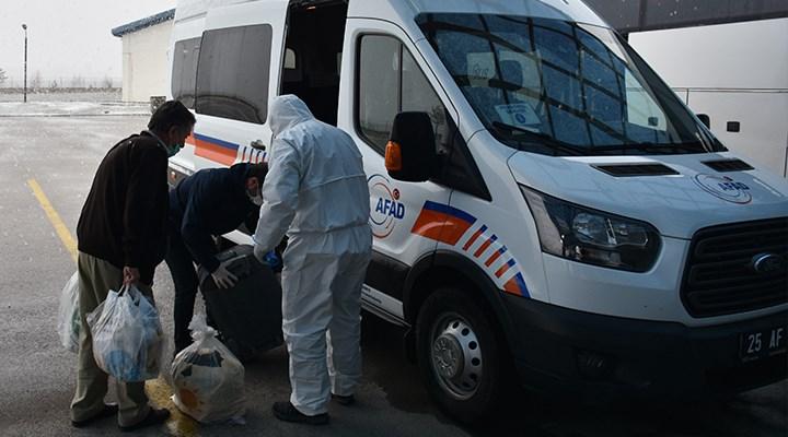 AFAD koronavirüsle mücadelede 46 milyon 973 bin lira harcadı