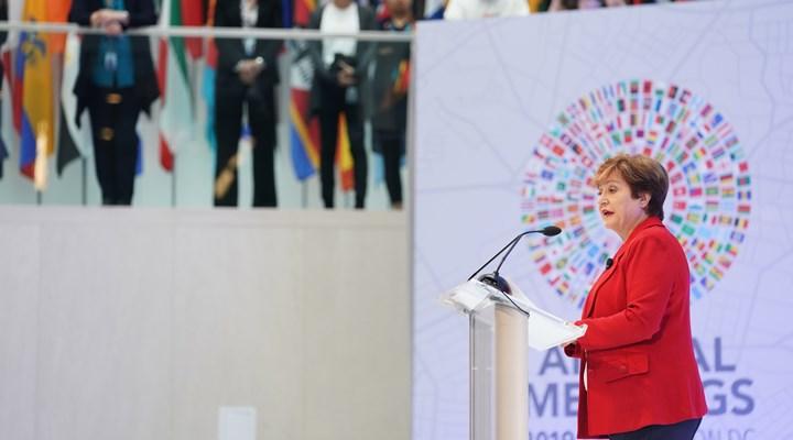 IMF: Koronavirüs, Büyük Buhran'dan bu yana en sert ekonomik küçülmeye sebep olacak