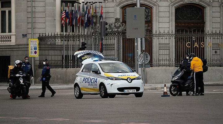 İspanya'da OHAL 26 Nisan'a kadar uzatıldı