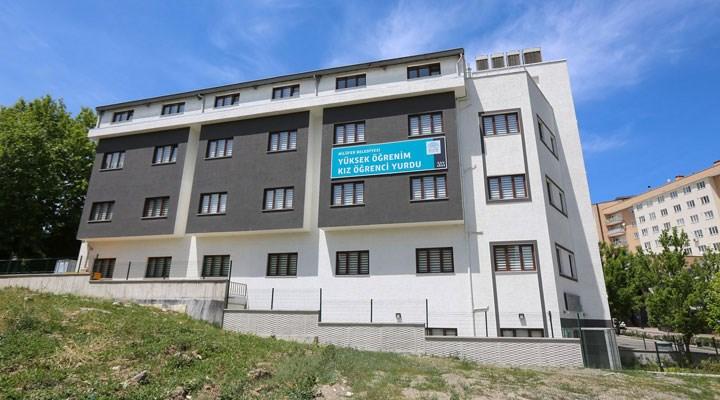 Nilüfer Belediyesi'nden sağlık çalışanlarına yurt tahsisi