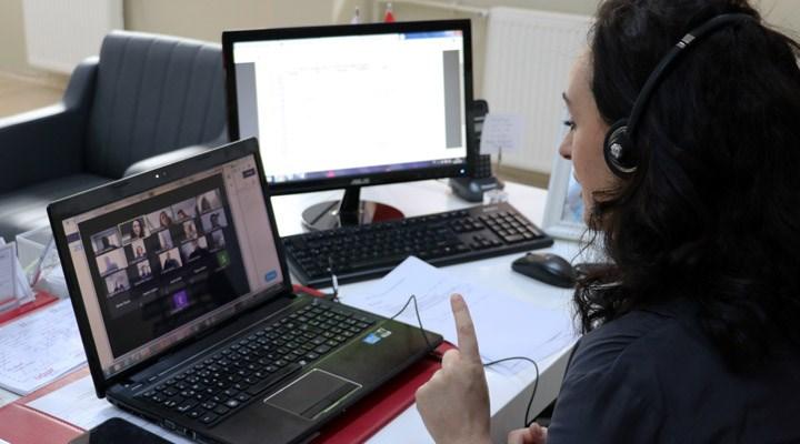 Üsküdar İlçe Milli Eğitim Müdürlüğü koronavirüs pandemisini tanımıyor