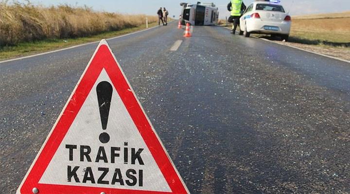 Yılın ilk çeyreği trafik kazası istatistikleri açıklandı