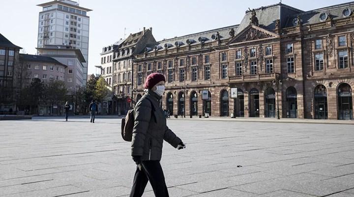 'Fransa'da 1,6 milyon kişi koronavirüse yakalanmış olabilir'