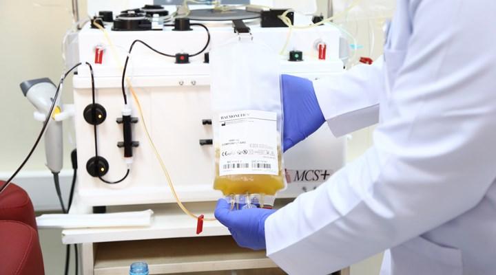 Koronavirüse karşı plazma tedavisi uygulanan hastada 'iyileşme işareti var'