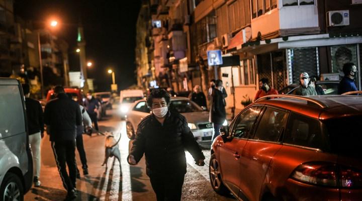 Türkiye'deki ani sokağa çıkma yasağı dünyanın gündeminde: İnsanlar birbirini ezdi…