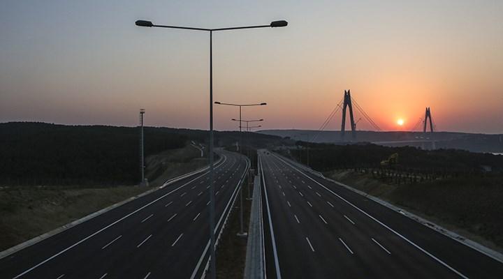 Sokağa çıkma yasağında geçilmeyen yol ve köprülere ne kadar ödeyeceğiz?